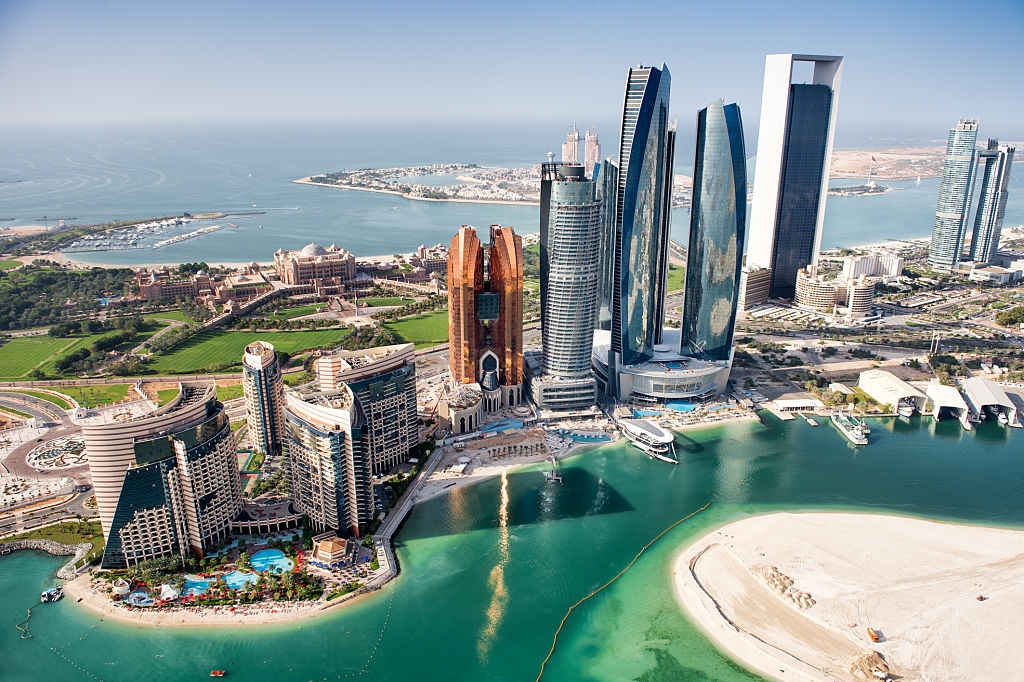 Abu Dhabi - Capital of UAE