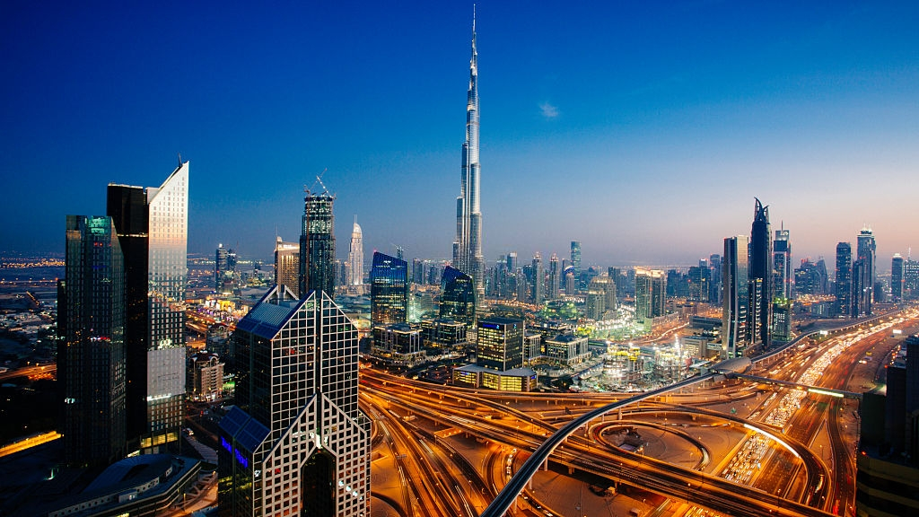 DUBAI - Hub of Tourism