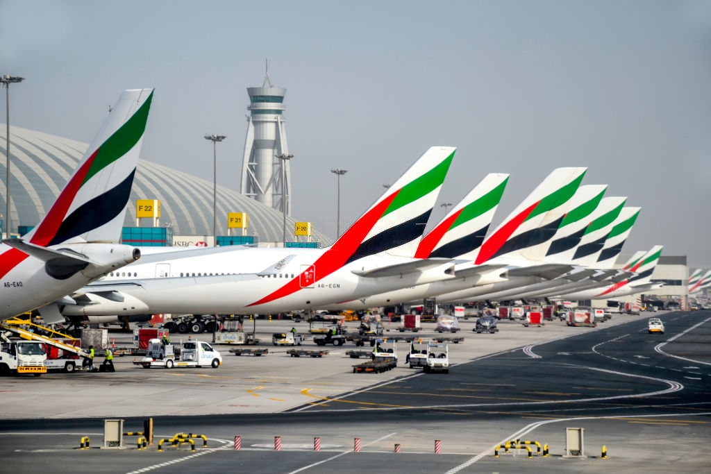 Dubai International Airport - DXB