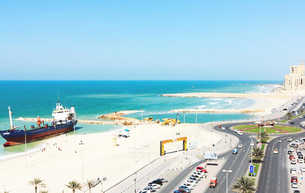 Ajman Beaches
