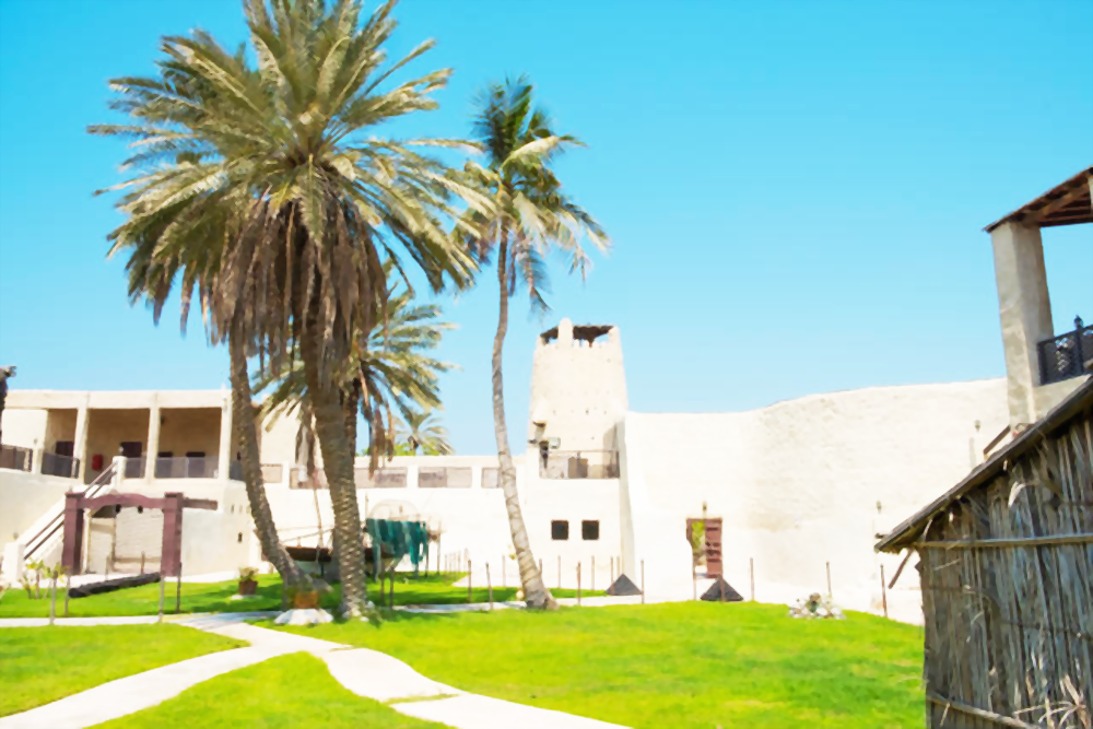 Ajman National Museum