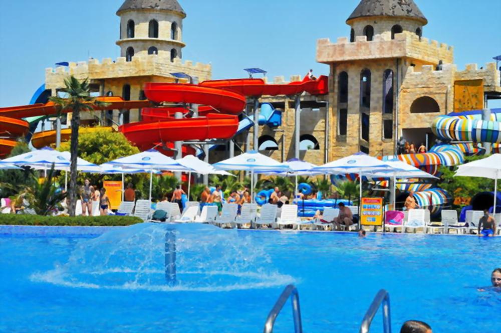 Dreamland Aqua Park Ajman