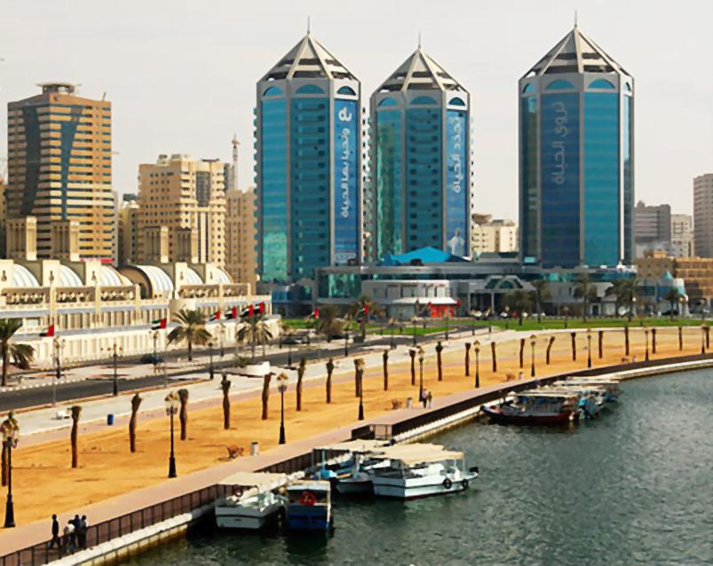 Khalid Lagoon Sharjah