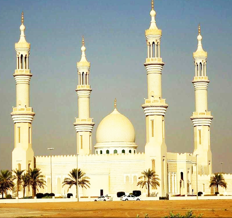 Sheikh zayed mosque Ajman