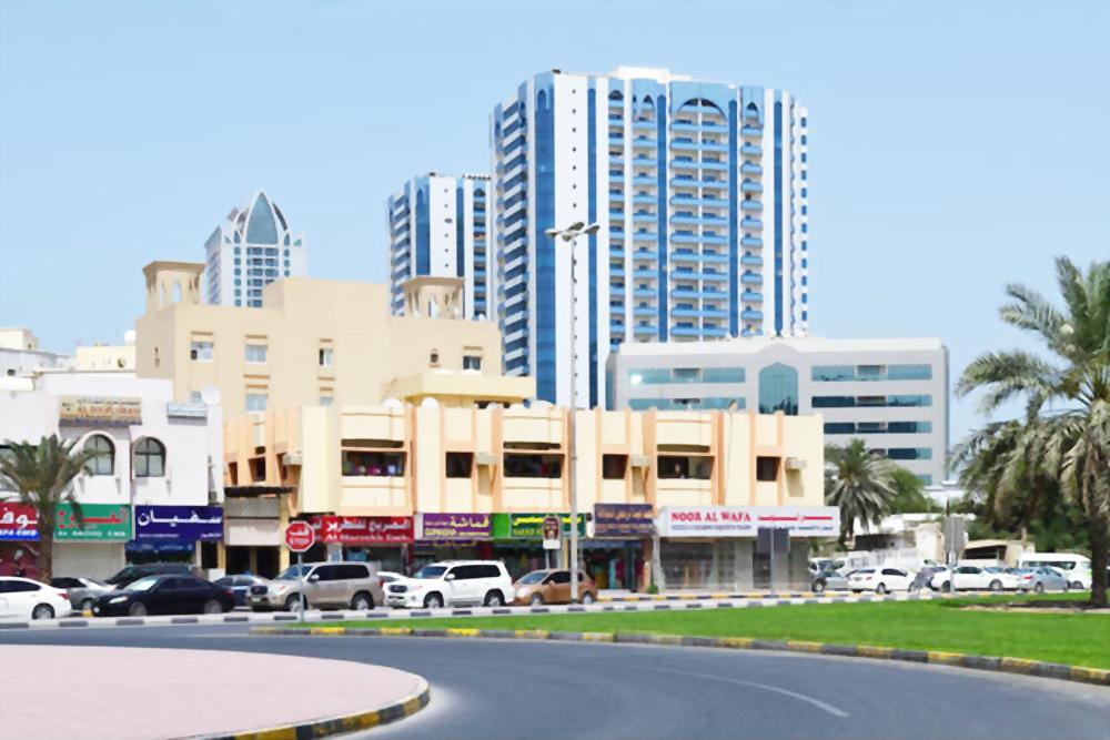 city center ajman