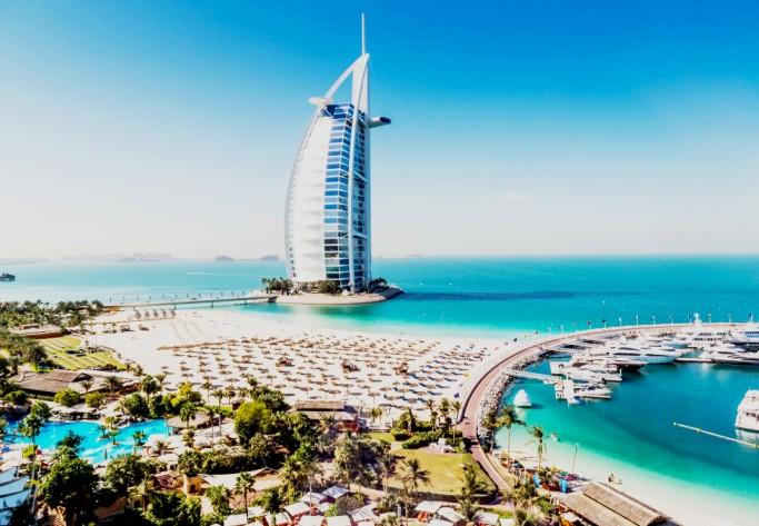 Burj Al Arab Hotel (Dubai) - First Seven Star Hotel