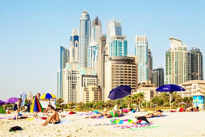 Jumeirah Beach - JBR