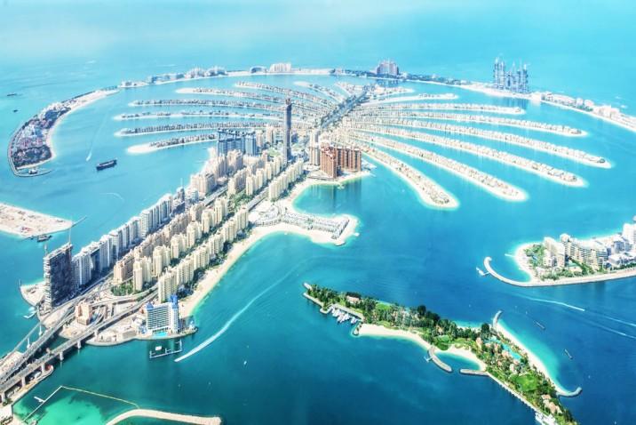 Palm Jumeirah Dubai - Dubai Palm