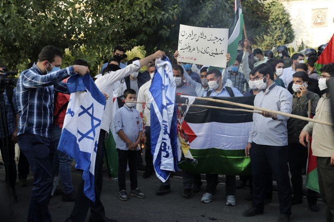 Iran threatens to attack UAE over Israel deal