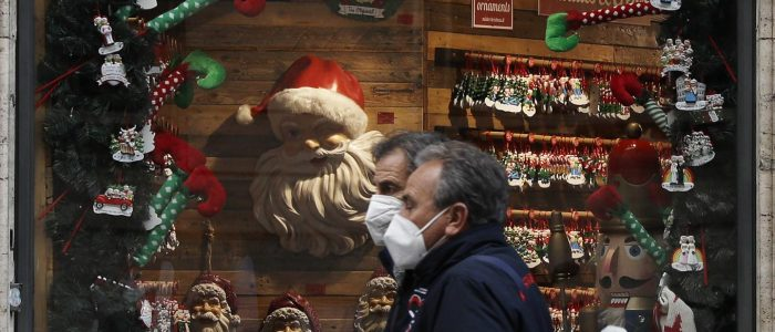 Italy bans Christmas travel between regions